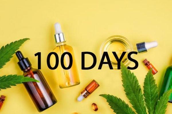 100 days image