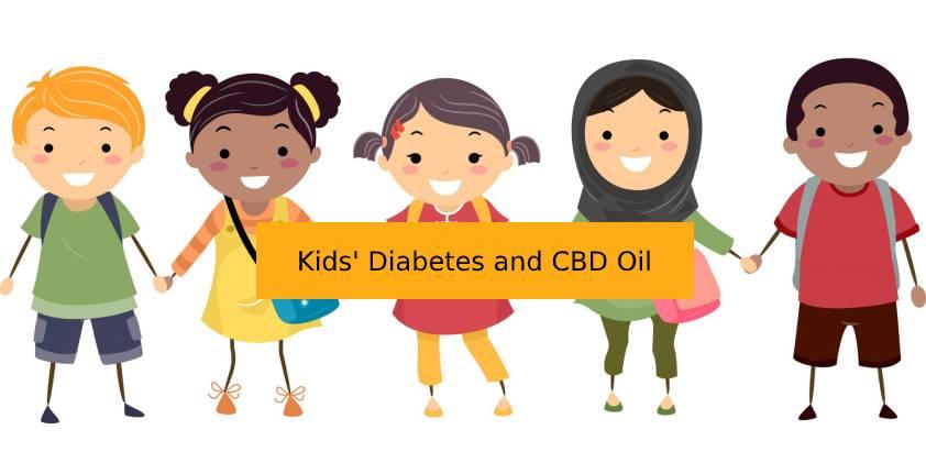 Kids' Diabetes and CBD Oil