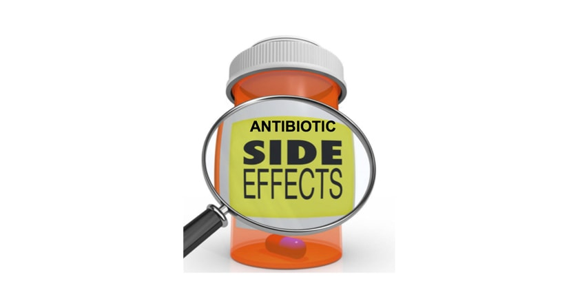 What Side Effects of Antibiotics Can CBD Oil Treat?