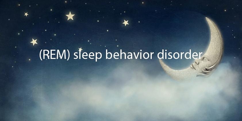 CBD Oil For REM Sleep Behavior Disorders