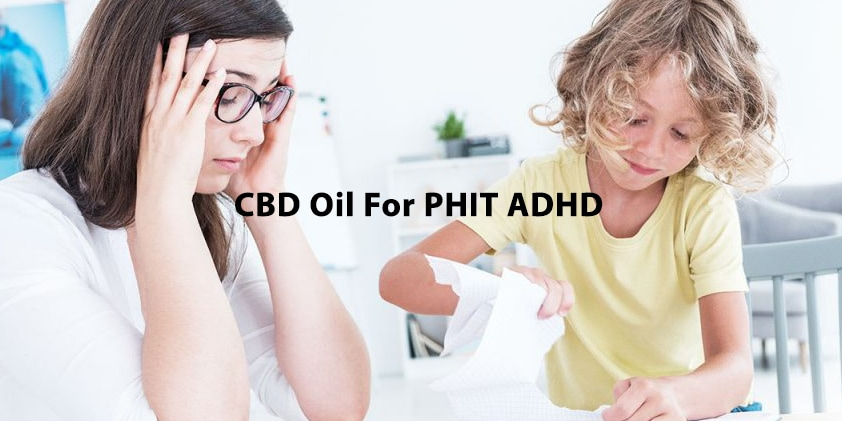 CBD Oil For Predominantly Hyperactive-Impulsive Type Of ADHD