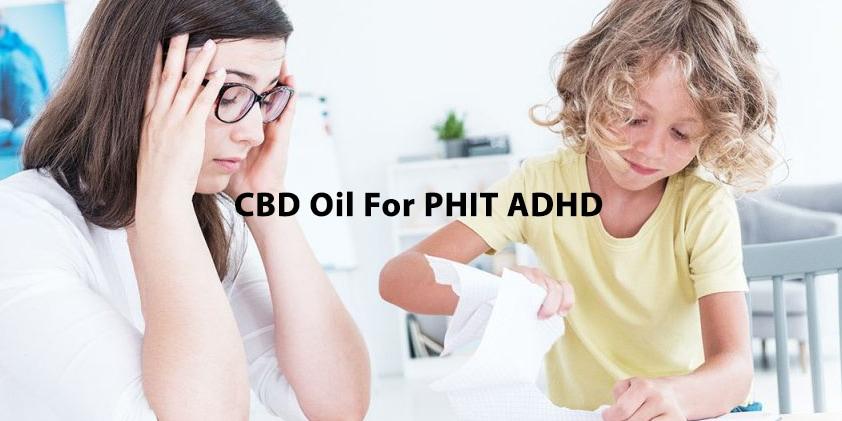 CBD Oil For Predominantly Hyperactive-Impulsive Type Of ADHD