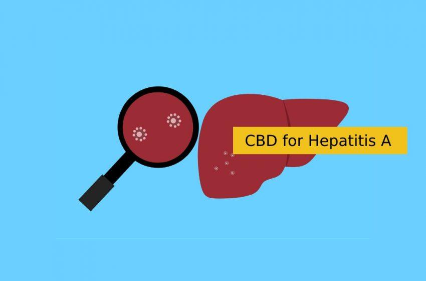 CBD for Hepatitis A