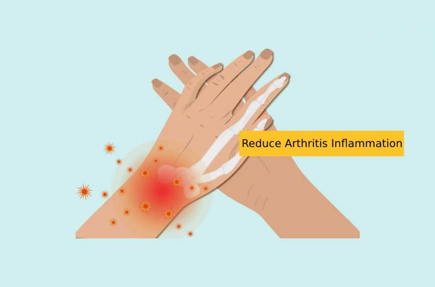 Reduce Arthritis Inflammation With CBD Oil