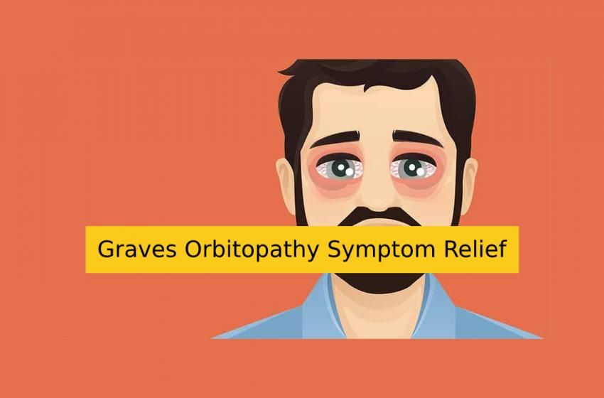 Using CBD for Graves Orbitopathy Symptom Relief